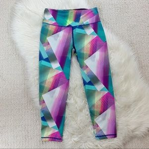 VSX Sport Cropped Leggings